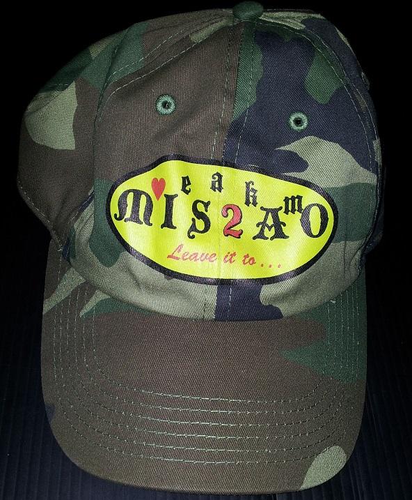 みさおにお・ま・か・せ♡帽子